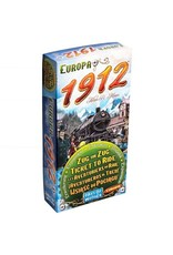 Days of Wonders Les Aventuriers du Rail Europa 1912 (Extension)