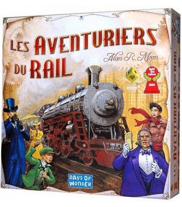 Days of Wonders Les Aventuriers du Rail