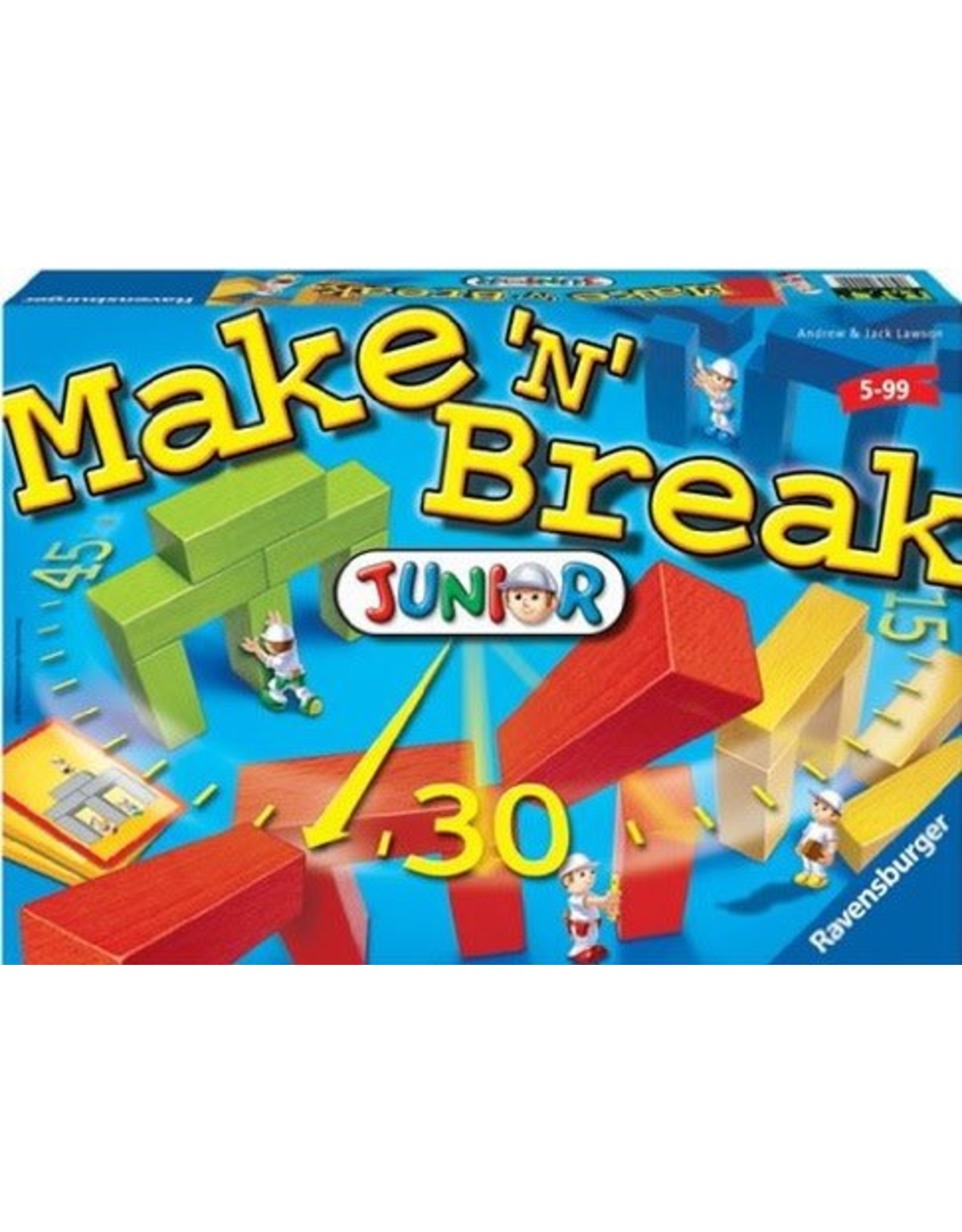 Ravensburger Make n' Break Junior