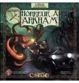 Edge Horreur à Arkham