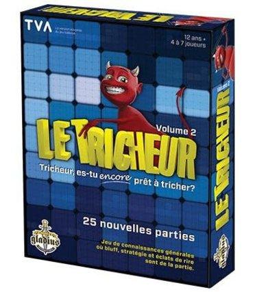Gladius Le Tricheur Volume 2