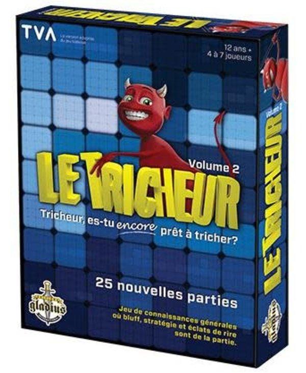 Le Tricheur Volume 2