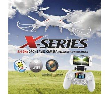 Drône X-Series 2.4 GHz avec Caméra HD
