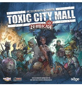 Edge Zombicide Toxic City Mall (Extension)