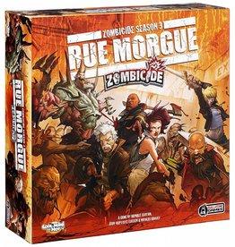 Edge Zombicide Saison 3 Rue Morgue (Français)