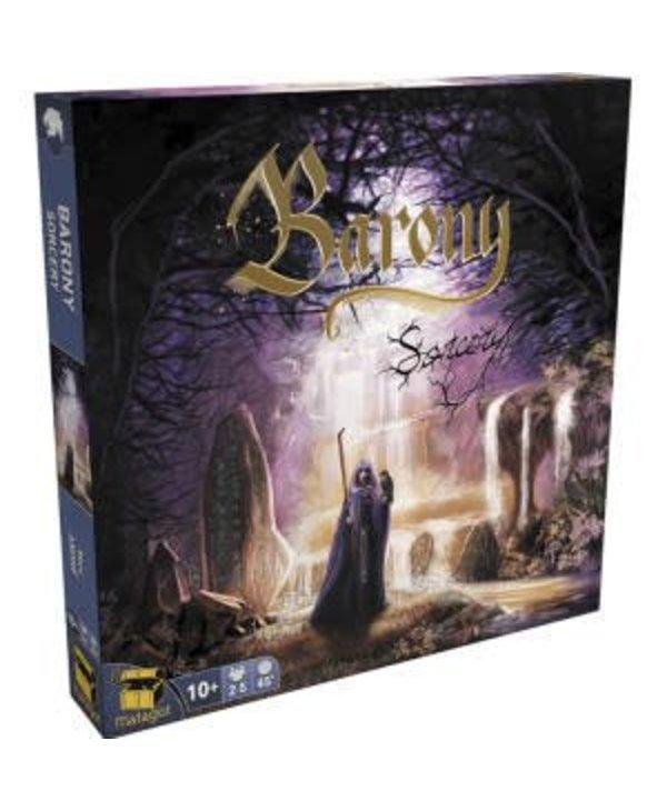 Barony Sorcery (Extension)
