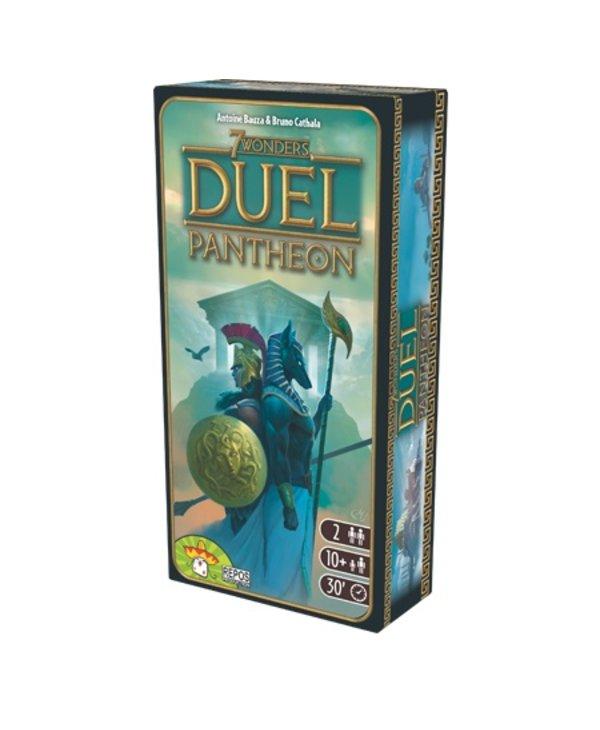 7 Wonders Duel Panthéon (Extension)