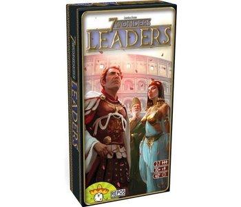 7 Wonders Leaders (Extension)