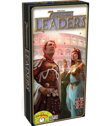 Repos production 7 Wonders Leaders (Extension)