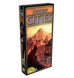 Repos production 7 Wonders Cities (Extension)