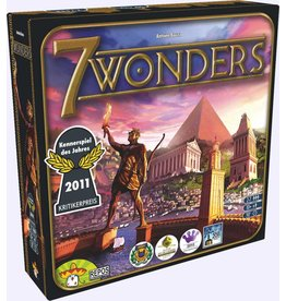 Repos production 7 Wonders (Français)