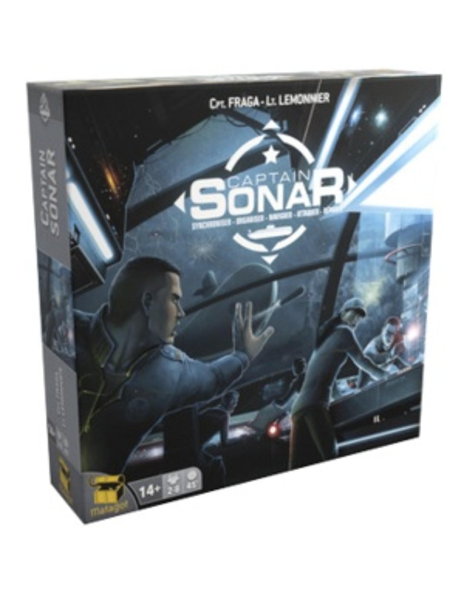 Matagot Captain Sonar (V.F.)