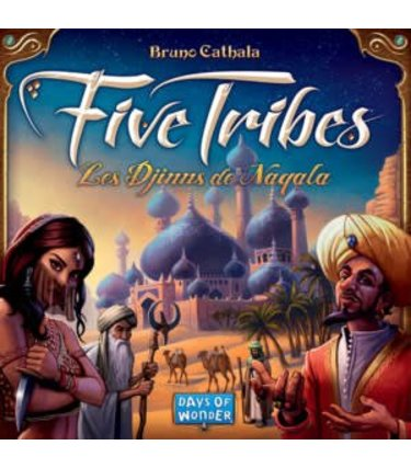 Days of Wonders Five Tribes