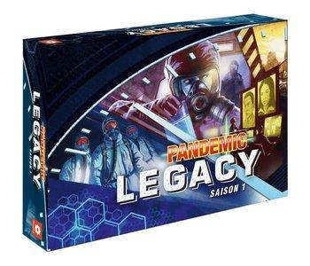 Pandémie Legacy - Boîte bleue