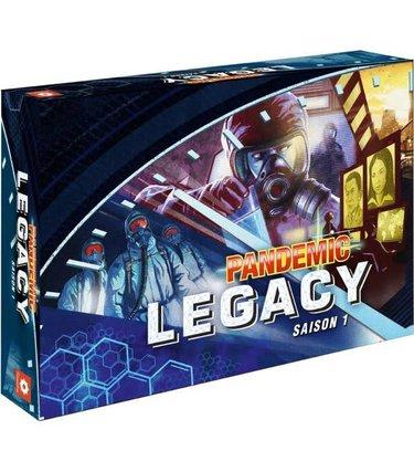 Filosofia Pandémie Legacy - Boîte bleue