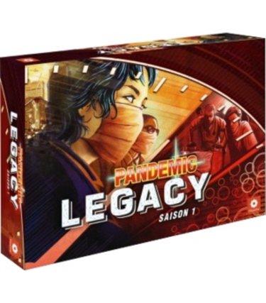 Filosofia Pandémie Legacy - Boîte rouge