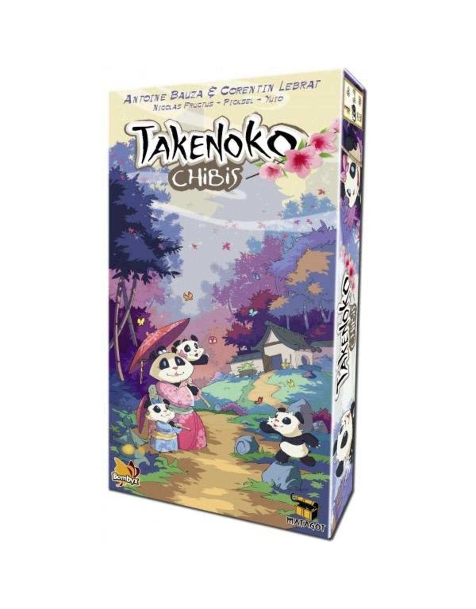 Matagot Takenoko - Chibis (Extension)