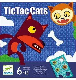 Djeco Tic Tac Cats