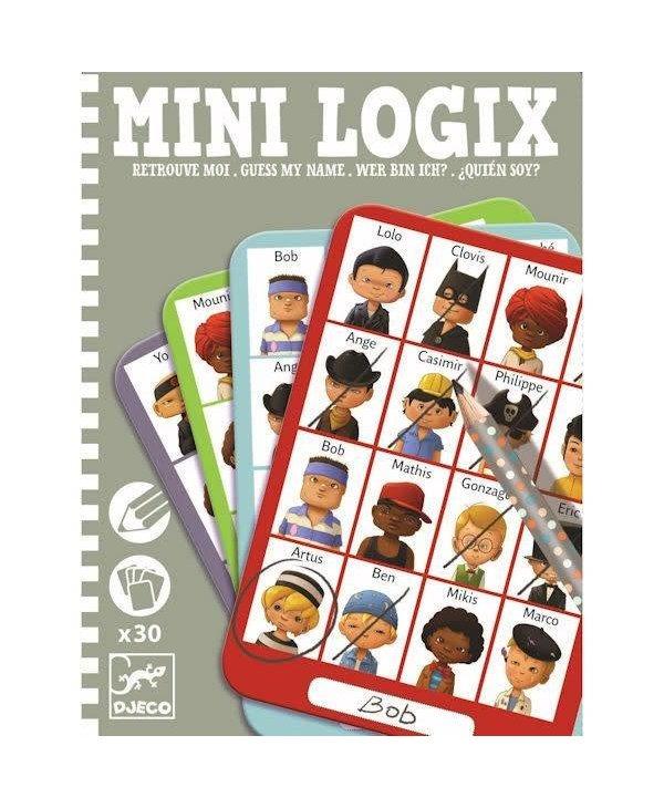 Mini Logix - Retrouve-Moi Jules