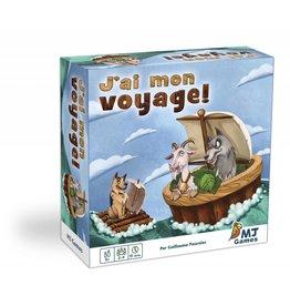 MJ Games J'ai mon voyage !