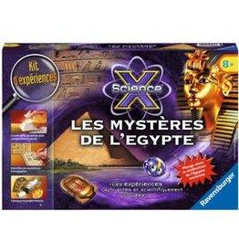 Ravensburger X-Science - Les Mystères de l'Égypte