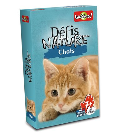 Djeco Défis Nature - Chats