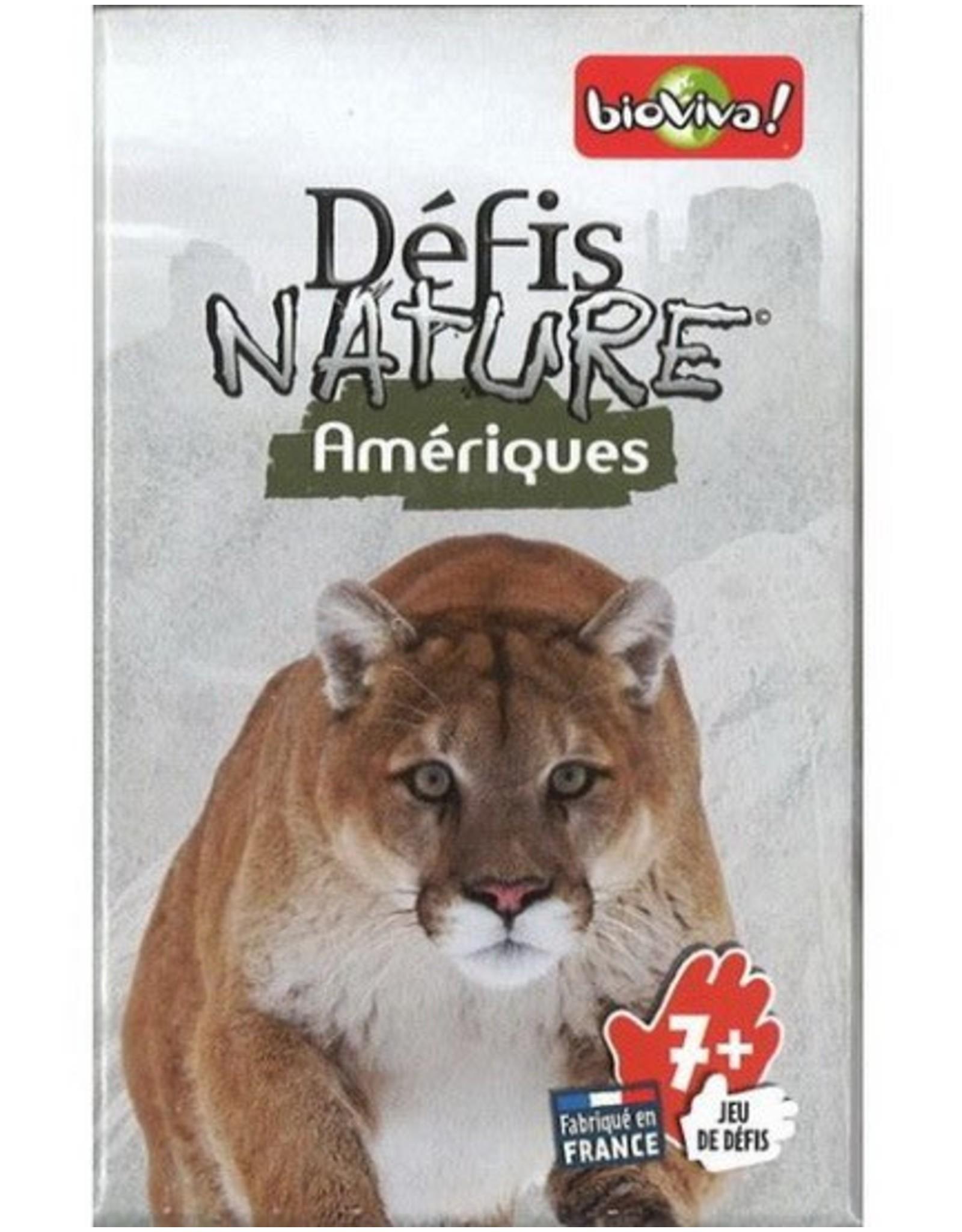 Défis Nature - Amériques