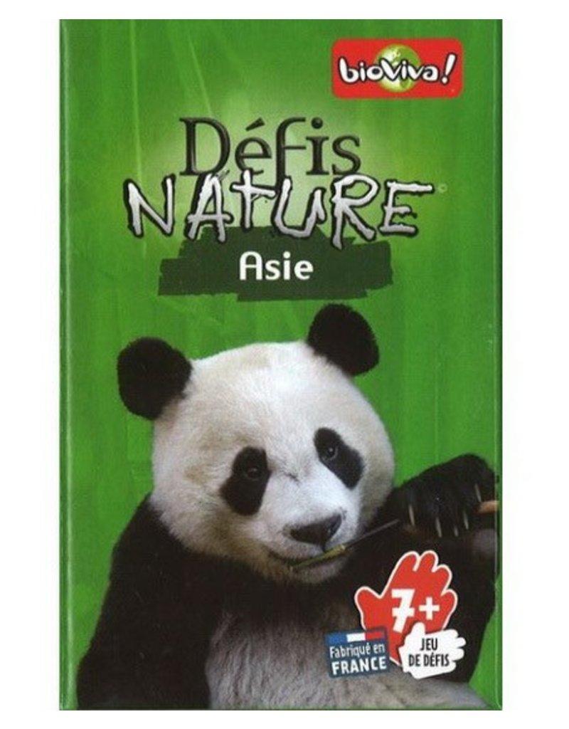 Défis Nature - Asie