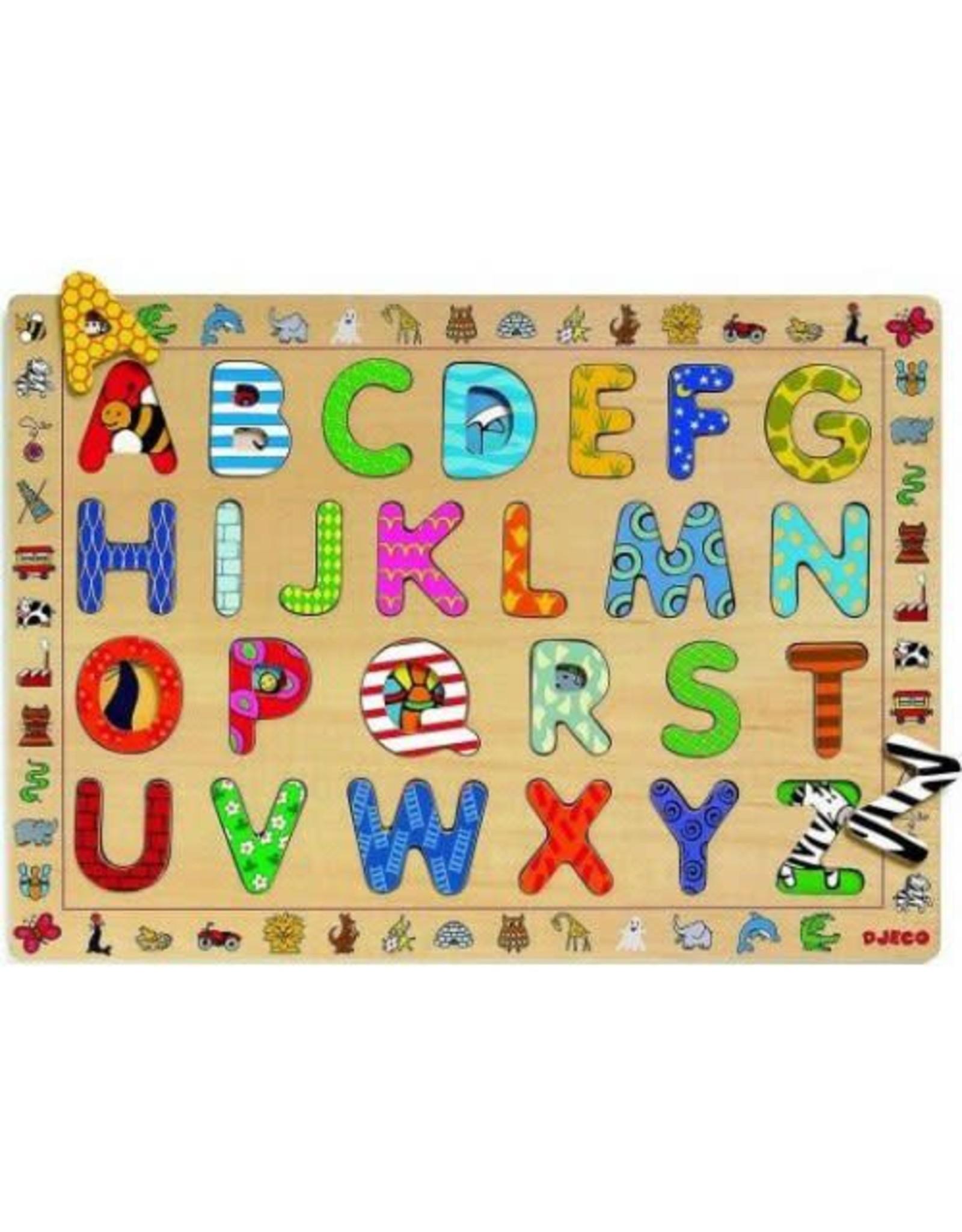 Djeco Puzzle ABC