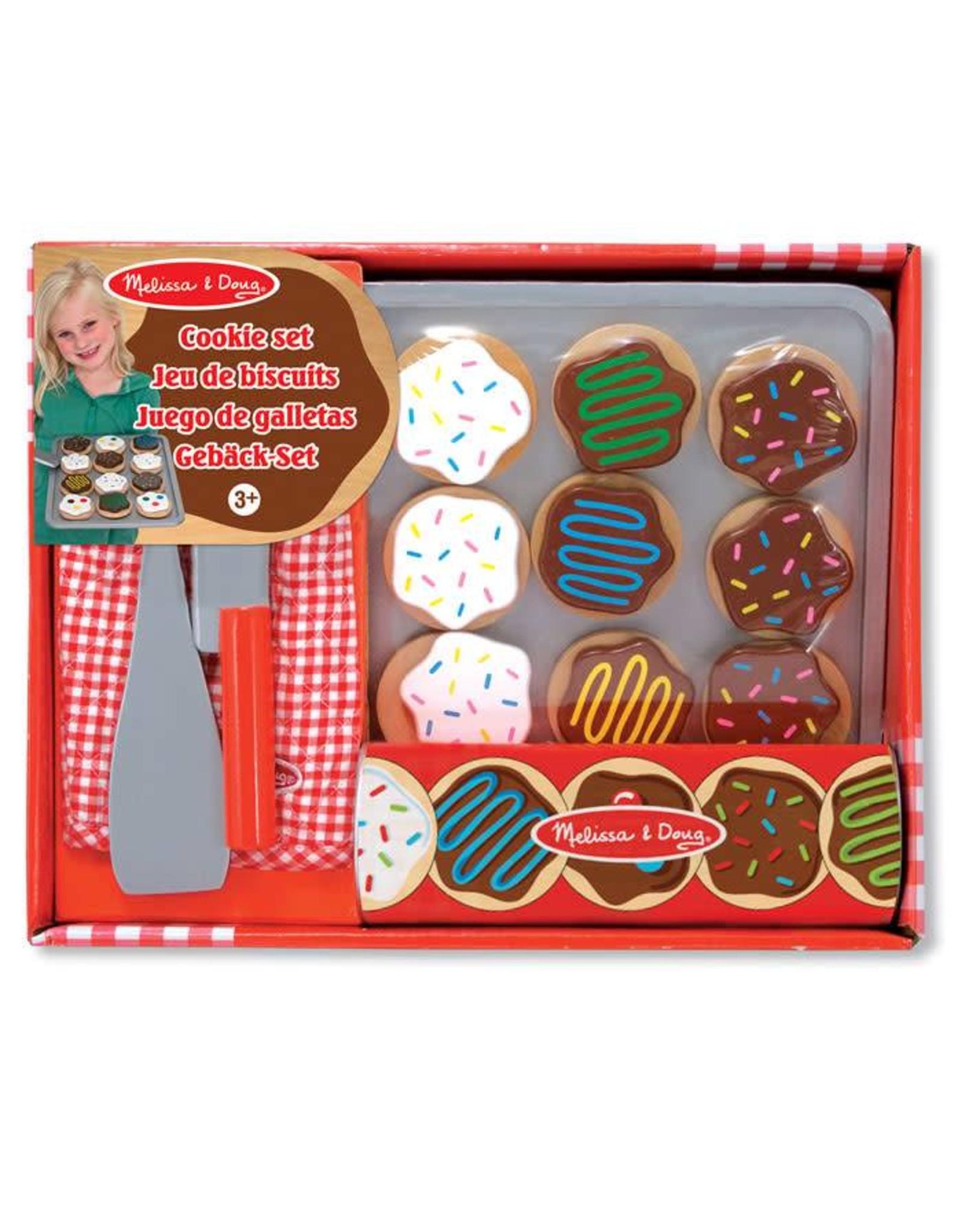 Melissa et Doug Jeu de biscuits
