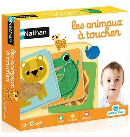 Nathan Les animaux à toucher