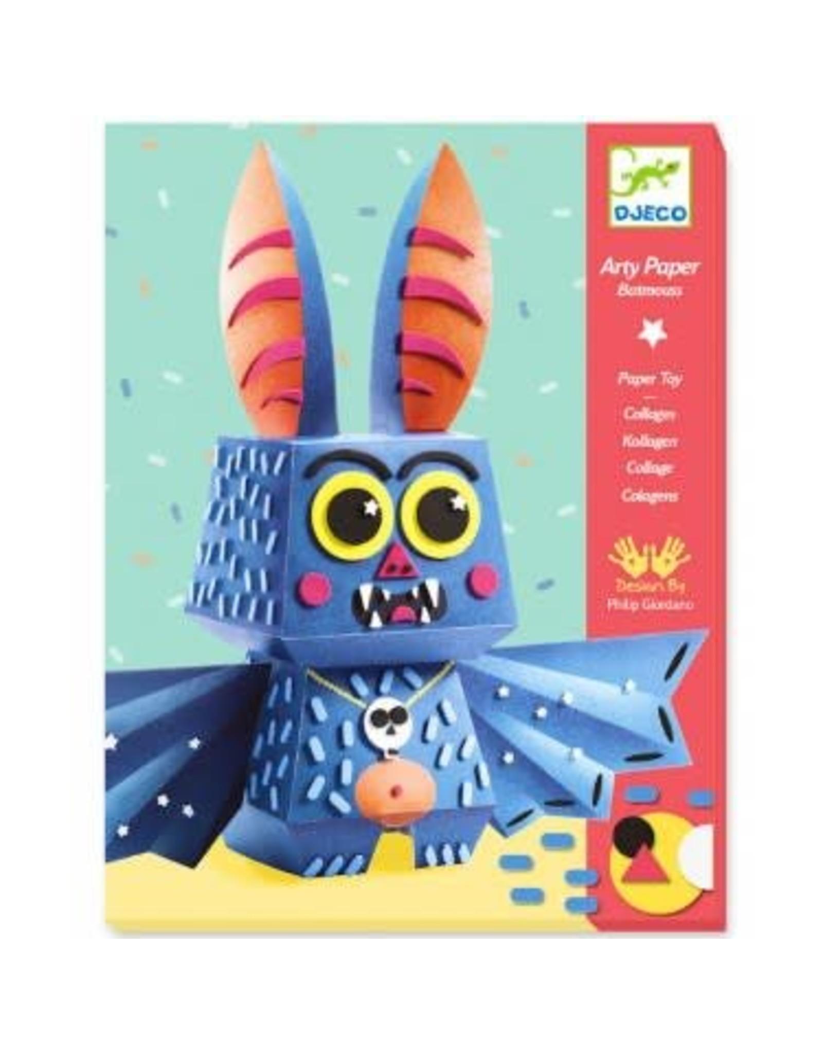 Djeco Arty Paper - Batmouss