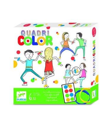 Djeco Quadri Color