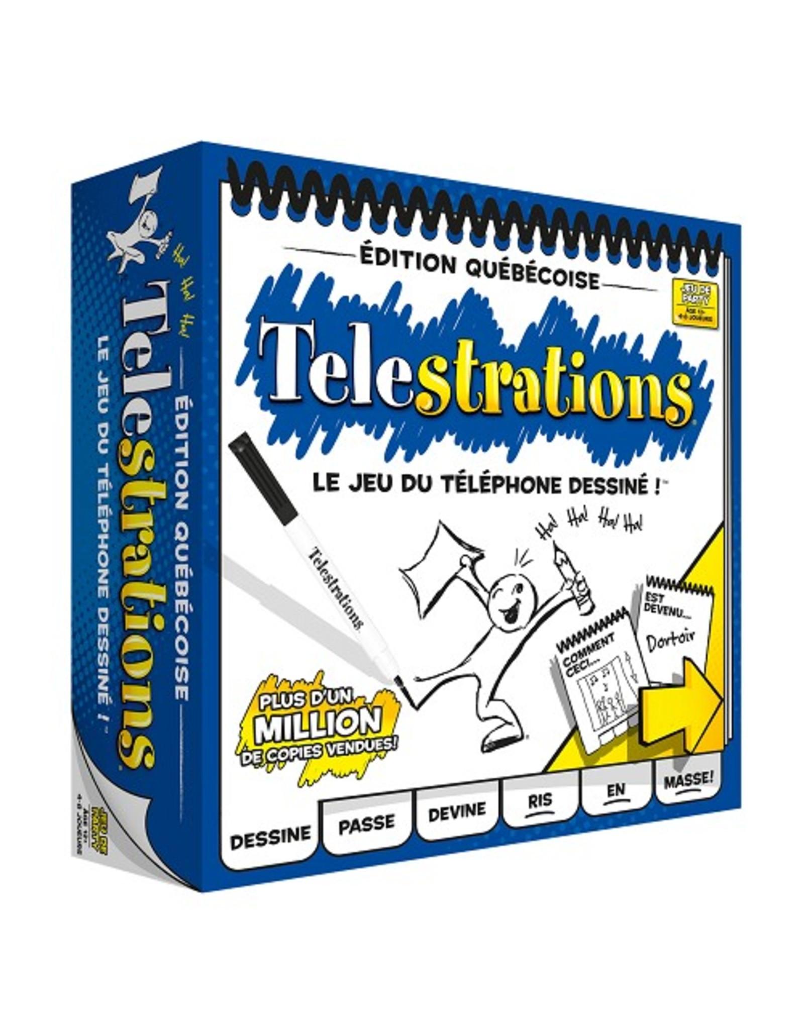 Telestrations (Esquissé) 8 joueurs