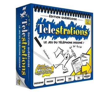 Telestrations (Esquissé) 8 joueurs (Français)