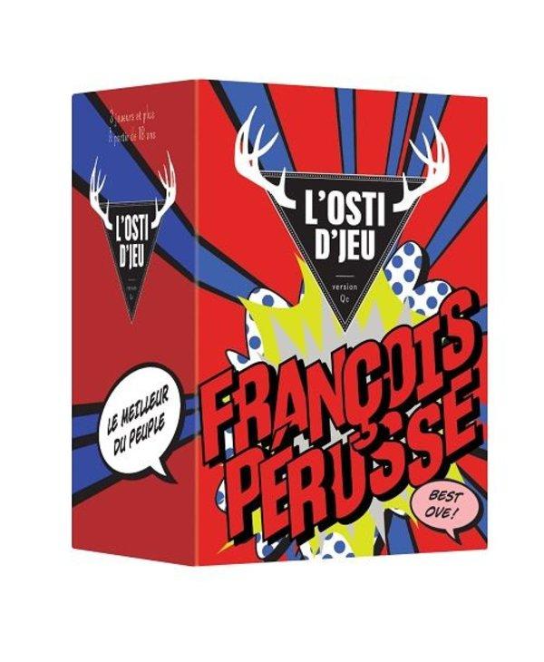 L'Osti d'jeu - Extension Double François Pérusse