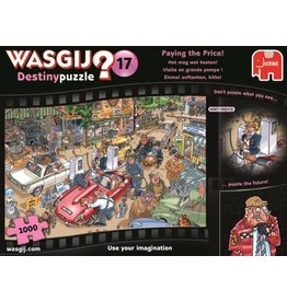 Wasgij No.17 Paying the Price 1000mcx