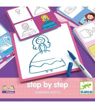 Djeco Step by Step - Joséphine et Co.
