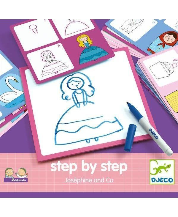 Step by Step - Joséphine et Co.