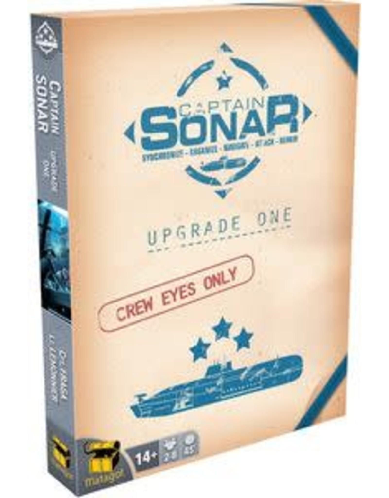 Matagot Captain Sonar - Extension Upgrade One