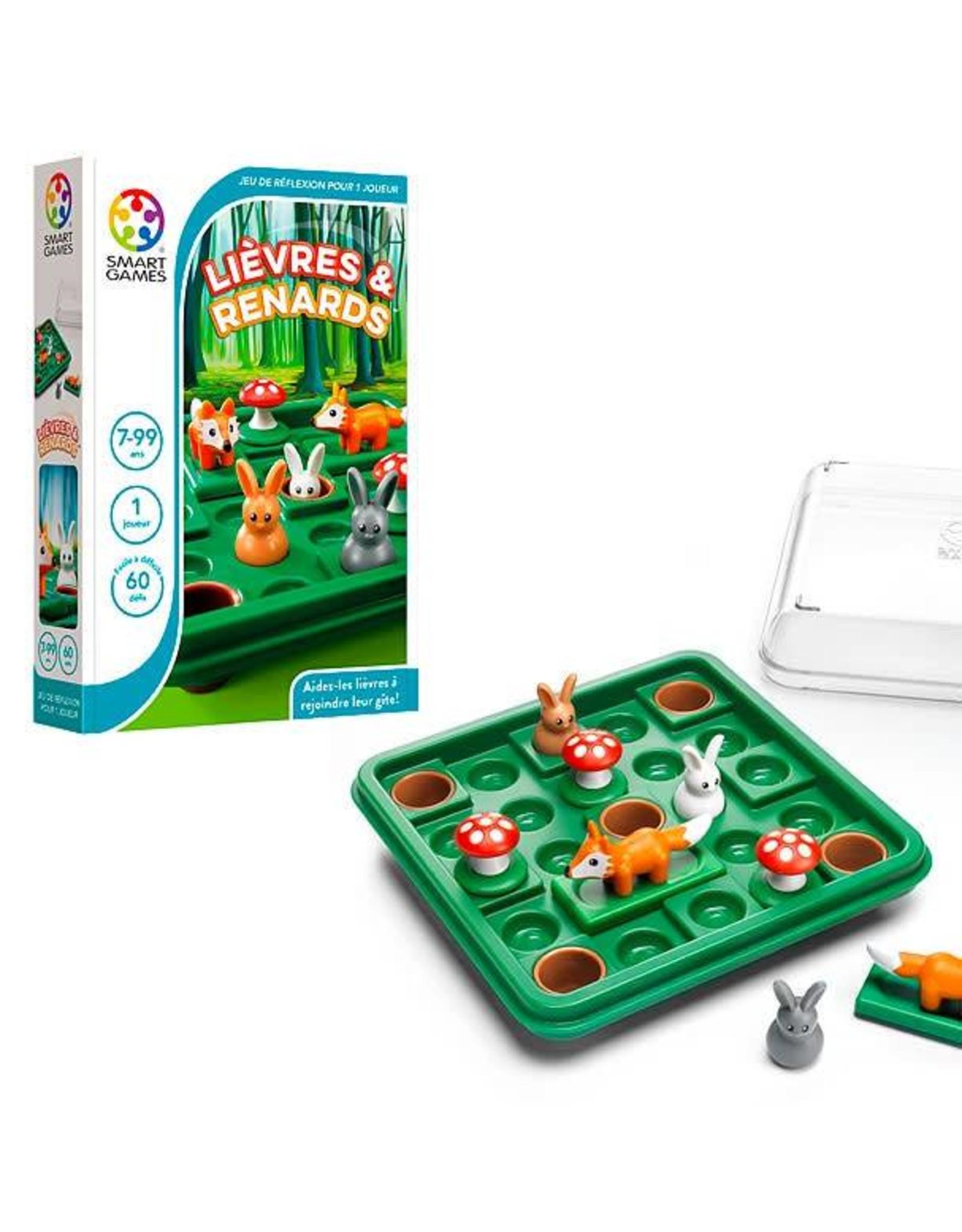 Smart Games Lièvres et renards