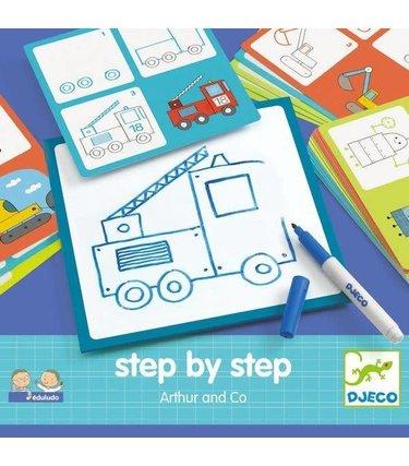 Djeco Step by step - Arthur et Co.