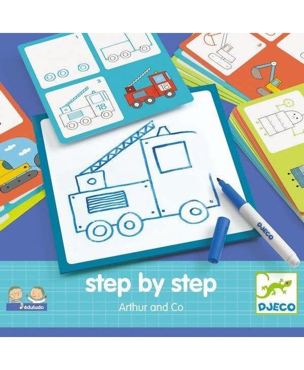 Step by step - Arthur et Co.