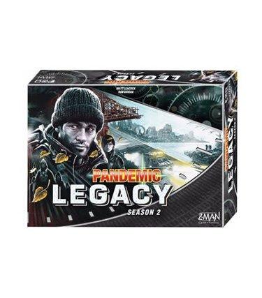 Pandémie Legacy - Saison 2 (boîte noire)