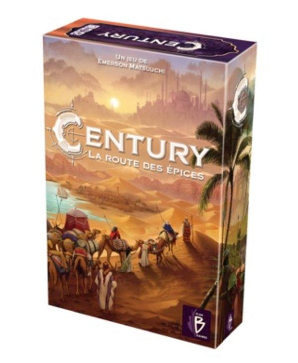 Century Spice Road (La route des épices)