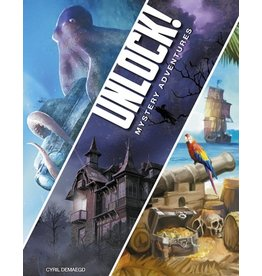 Unlock ! Mystery Adventures (Français)