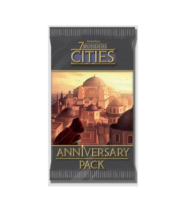 7 Wonders Anniversary Pack - Cities