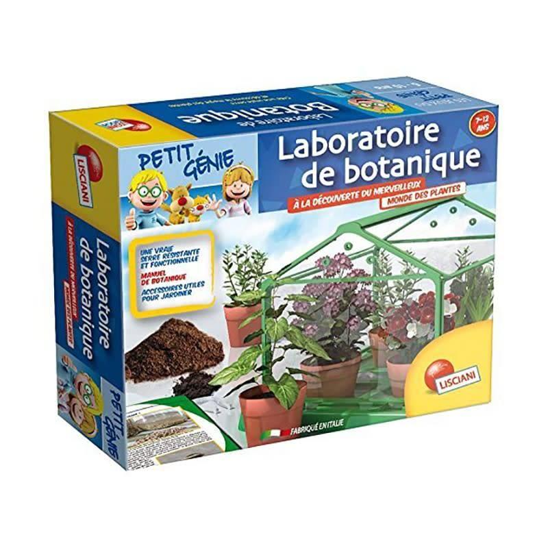 Laboratoire de botanique