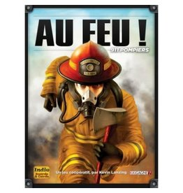 Kikigagne Au Feu ! 911 Pompiers