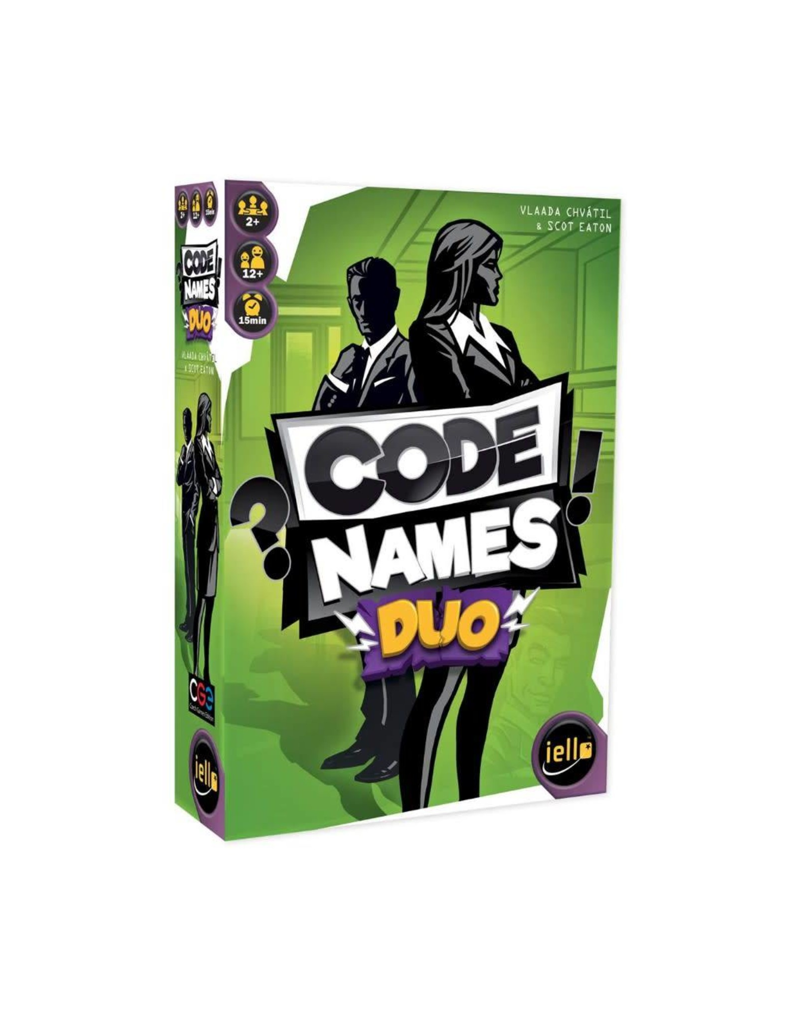 iello Codenames Duo